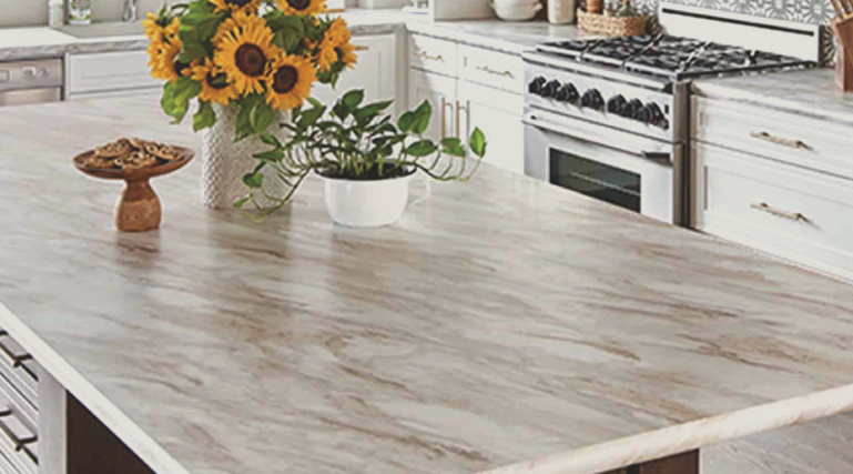 Formica Laminate is the most affordable countertop option, it's easier to install, and very low maintenance. Get your laminate counters today!